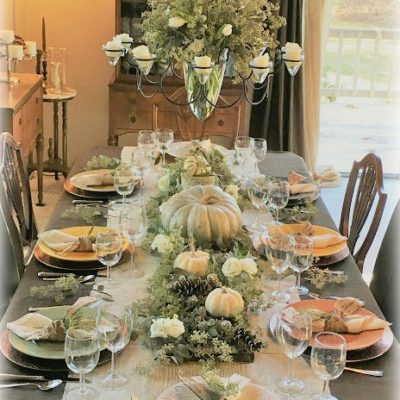 Editorial Tablescapes