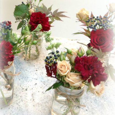 Nicole's Bridal Shower Flowers